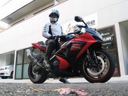 GSX-R1000 K7試乗セットアップ