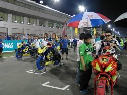 アジア選手権最終戦カタール決勝