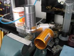 OHLINSに設定のないBandit1200用スペックを製作