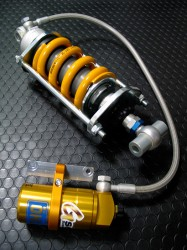 T-Max用Andreani OHLINS リアショック別タンク付き S46HRCL